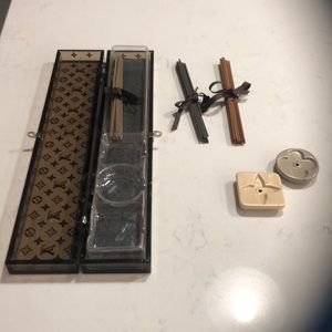 Louis Vuitton preowned Incense container